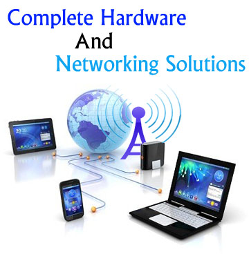 Computer Hardware and Networking Solution